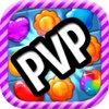 Jelly Garden PVP - A Match Three Multiplayer Versus Battle