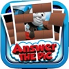 "Answers The Pics Trivia Photo Reveal Games - ""Thomas and Friends Edition"""