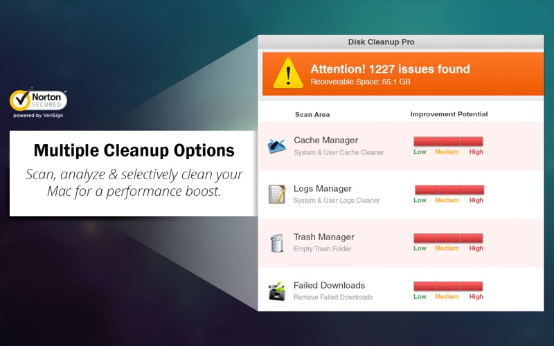 how to run disk cleanup on macbook pro