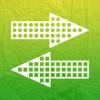 Slide the Arrow - Green World - V2