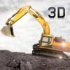 Heavy Mountain Mining Excavator Crane