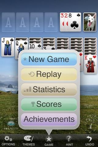 ⋆Solitaire+ screenshot 2