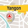 Yangon Offline Map Navigator and Guide