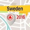 瑞典 離線地圖導航和指南