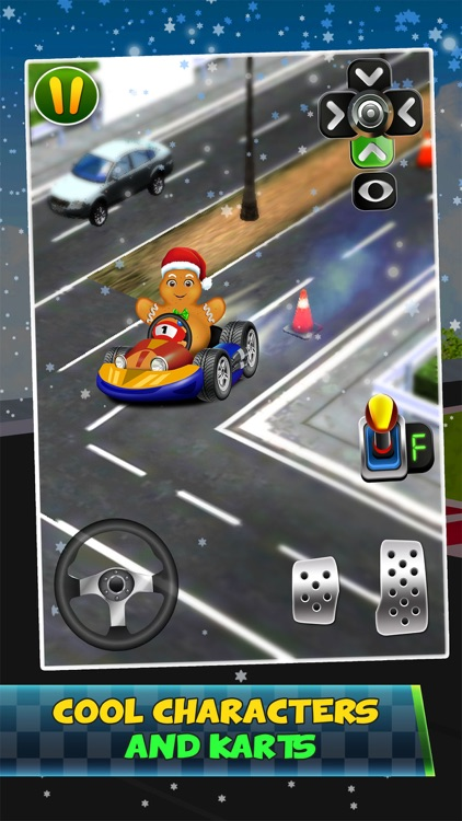 Christmas Car Parking Simulator - Real 3D Truck Driving Test ...