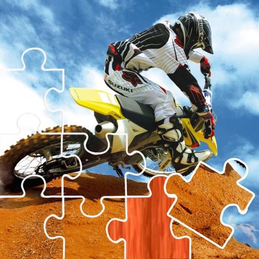 Moto Puzzles - Kawasaki Edition