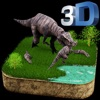 A Real Jurrasic  Simulator - Dino World T- Rex Life