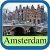 Amsterdam Offline Map Travel Guide