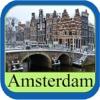 Amsterdam Offline Map Travel Guide