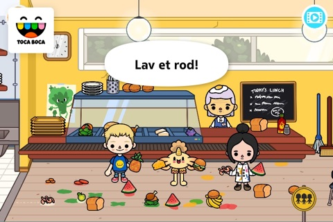 Toca Life: School screenshot 4