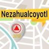 Nezahualcoyotl Offline Map Navigator und Guide