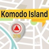 Komodo Island Offline Map Navigator and Guide