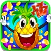Glück Früchte Slots Spiel - große freie Münzauszahlungsbeträge und riesige Lotterie Boni
