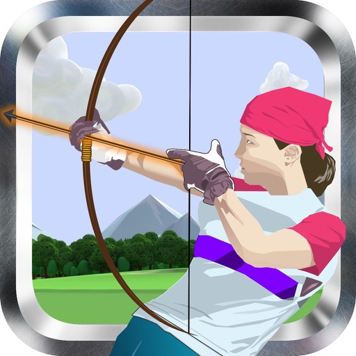 Arrow Champions Girl iOS App