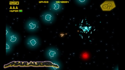 download Marauder ( Retro Asteroids Shooter ) apps 1