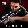 Tot Zombie Apokalypse Scharfschütze Attentäter 3D