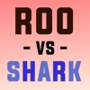 Roo vs Shark
