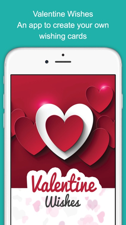 Valentine Wishes An app to create your own valentine cards by – Create Valentine Cards
