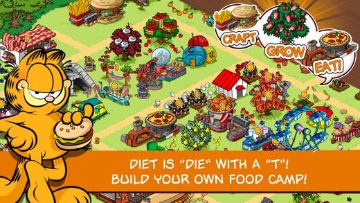 Garfield La Supervivencia del Ms Gordo Survival of the Fattest