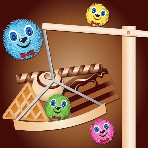 巧克力天平:Choctales