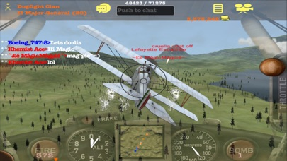Screenshot #7 for Dogfight Elite