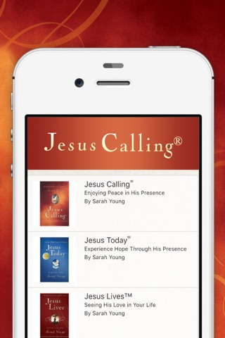 Jesus Calling Devotional screenshot 4