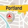 波特蘭 離線地圖導航和指南