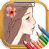 Sketch Pad - Doodle Drawing,  My Scribble Painting Foto