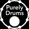 Drums - Learn & practice drumming skills strokes rolls and diddles with Purely Drums