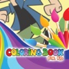 Coloring Book Kids Game For Johnny Test Version