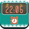 iClock – Vintage : Alarm Clock Wallpapers ,  Frames & Quotes Maker For Pro