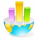 Statistics Visualizer for iPad icon