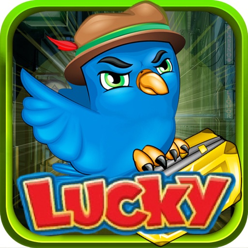 Lucky Birds Slot Machine : Play Video Poker & Slot with Double Winning iOS App