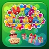 Happy Birthday Card Maker – cute love messages, best wishes and greetings for special occasions