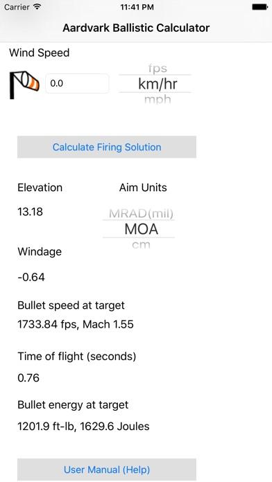 Aardvark Ballistic Calculator-2