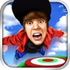 Toss the Celebrity - Fun Jumping Simulator & Jump Hoverboard Racing Games!