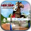 Horse High Jump Racing
