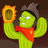 Monster Shooter Angry Plants - best target shooter action game
