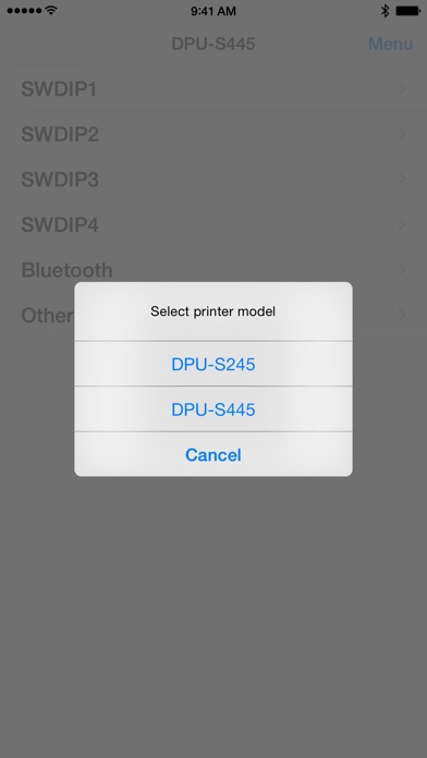 download SII DPU-S Utility apps 3