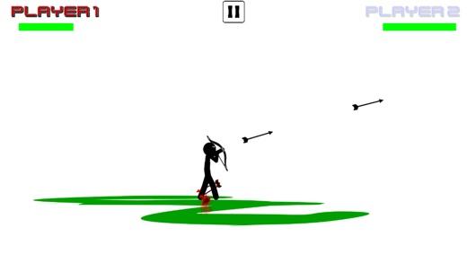 Doodle Bowman Screenshot