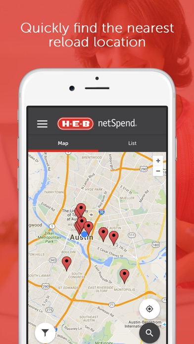 H-E-B NetSpend Prepaid on the App Store