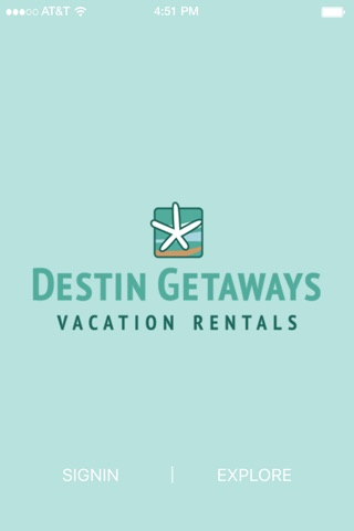 Destin Getaways screenshot 1