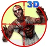 Zombie Sniper Counter War 3D - A first person shooter zombie survival game