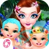 Fairy Princess Pregnant Care-Celebrity Mommy/Newborn Baby/Care Game