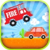 Jumpy Smashy Fire Truck Speed Racing Simulation Game smashy speed