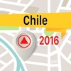 智利 離線地圖導航和指南
