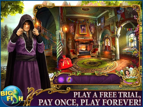 Dark Romance: The Swan Sonata HD - A Mystery Hidden Object Game screenshot 1