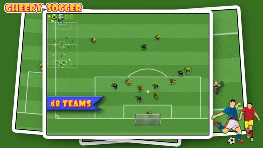 Cheery Soccer Screenshot