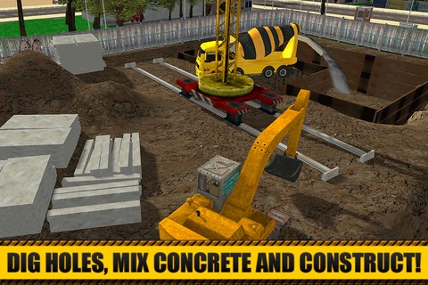 City Construction Simulator 3D screenshot 3