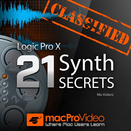21 Synth Secrets For Logic Pro X
